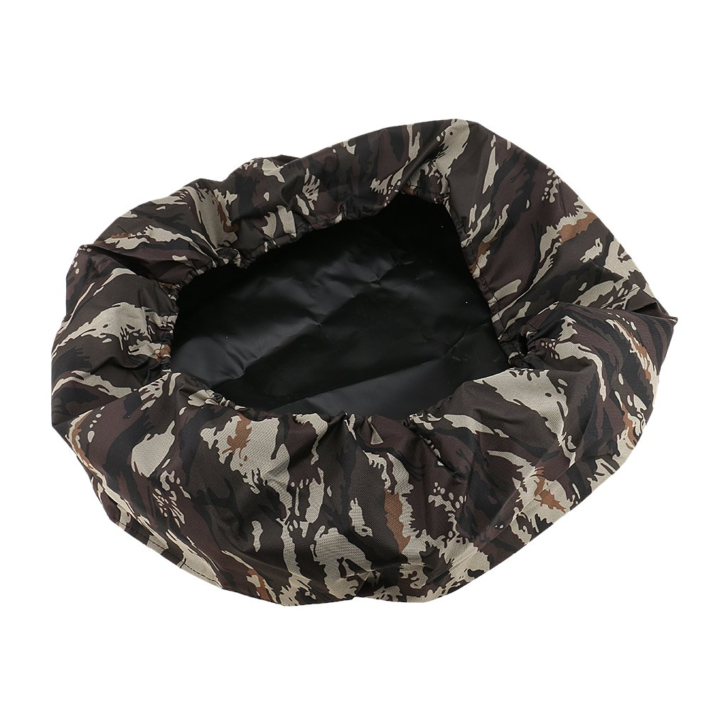Camo MagiDeal 13 14 15 16 17 Car Truck Van Rear Spare Tire Tyre Cover Wheel Cover Universal Fit 17 inch