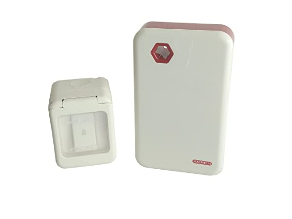 C&S Water Proof Bell Switch with Parcos Ding Dong