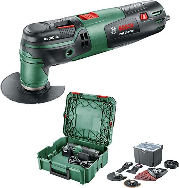 SALE Bosch PMF250CES Outil multifonction 250 W 0603102170 3165140828543 N2.
