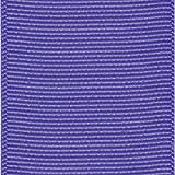 Berwick Offray 3'' Grosgrain Ribbon, Delphinium Purple, 50 Yards