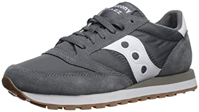a3eabcadfc30 Saucony Men s s Jazz Original Cross Trainers  Amazon.co.uk  Shoes   Bags