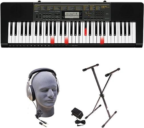 Casio LK-265 PPK 61-Key Premium - Pack de teclado con soporte ...
