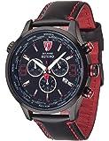 DETOMASO Herren-Armbanduhr Analog Quarz DT1061-H