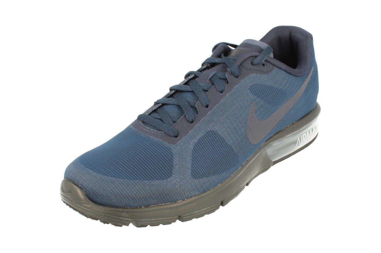 NIKE Men's Air Max Sequent 2 Running Shoe B01MF6TMPV 10.5 D(M) US|Obsidian Black 410