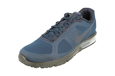 save off 7df3a 93351 Image Unavailable. Image not available for. Color  Nike Air Max Sequent  Mens Running Trainers 719912 Sneakers Shoes ...