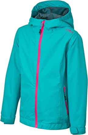 CMP Windproof And Waterproof Rain Jacket Wp 10.000 Chaqueta para lluvia Chica
