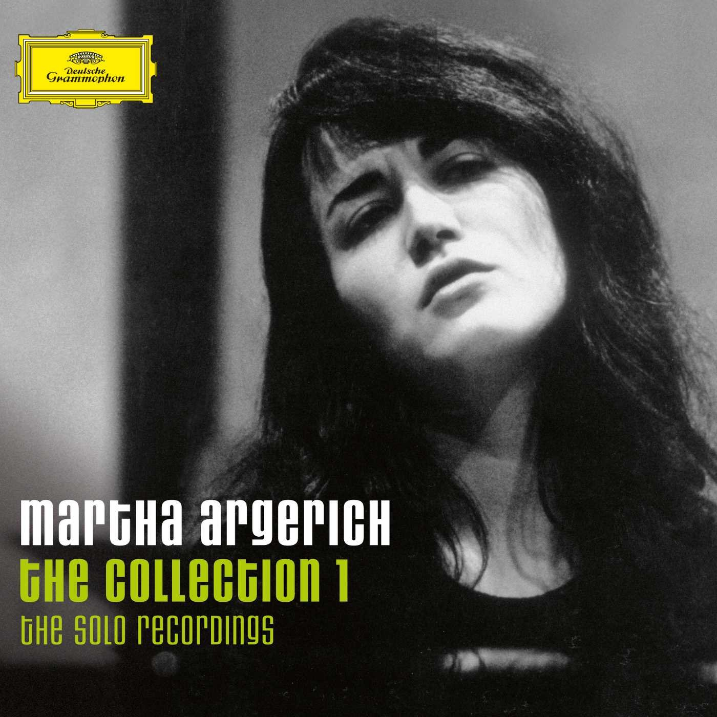 Martha Argerich: The Collection 1 - The Solo Recordings by ARGERICH,MARTHA