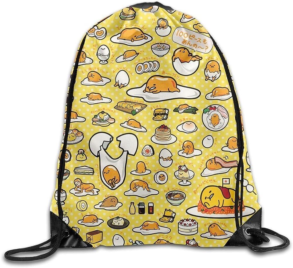 HUOPR5Q Clown Drawstring Backpack Sport Gym Sack Shoulder Bulk Bag Dance Bag for School Travel