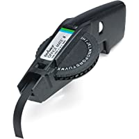 DYMO Office Mate II Embossing Label Maker 15400, Black