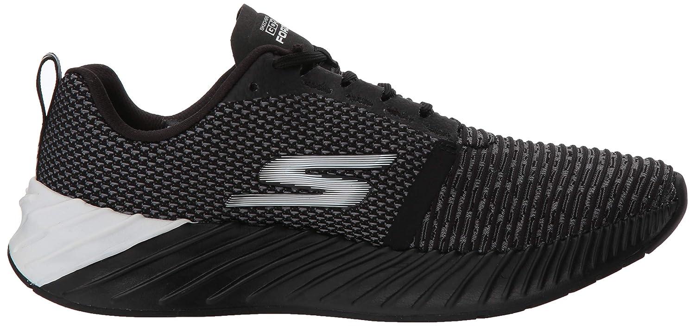 Skechers Go Run Forza 3 Women's Laufschuhe - AW19 Schwarz / Weiß