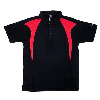 86bc6cfad02ef Amazon.com : Reebok Mens Colorblock Golf Polo : Clothing