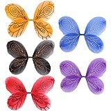 Frcolor Ali Di Farfalla Per Festa In Maschera Per Ragazze 5pcs