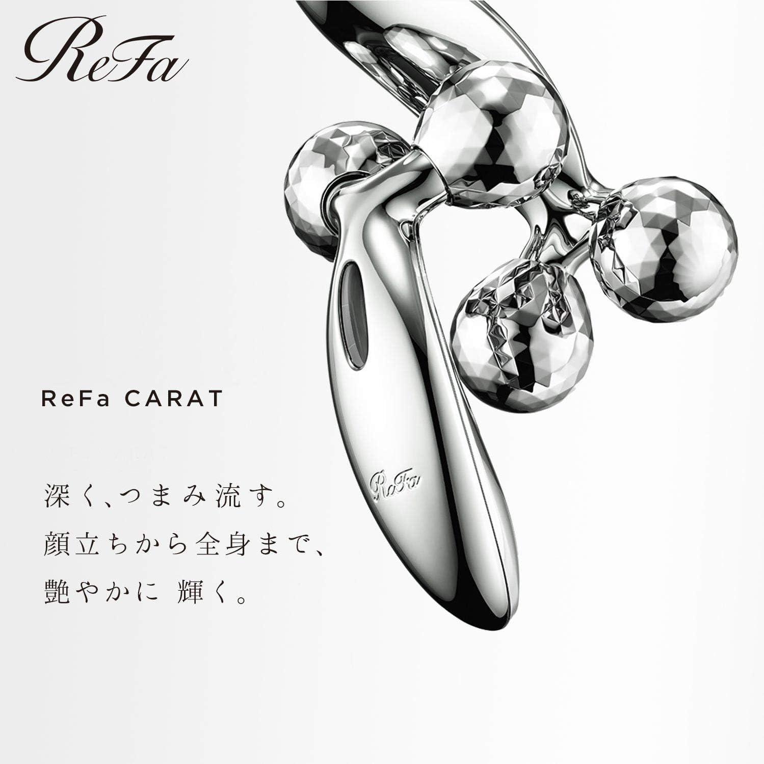 【Amazon.co.jp 限定】MTG ReFa CARAT (リファカラット)フェイス&ボディ用 ReFaオリジナルショッパー付