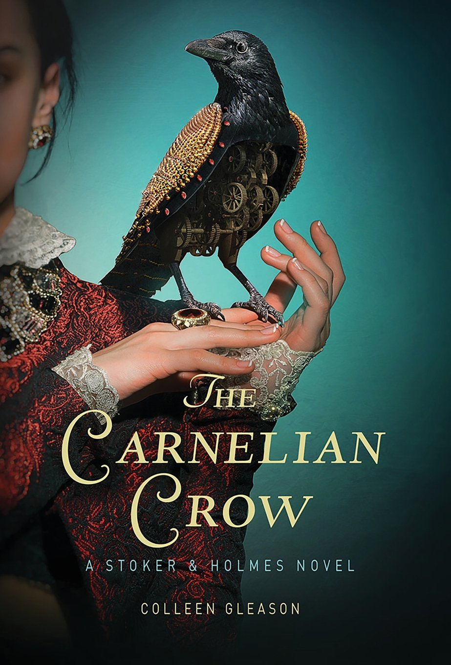 Download The Carnelian Crow (Stoker and Holmes) PDF