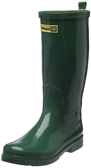 91d4fe49a Havaianas Unisex-Adult Rain Boots Unisex 1 Rain Boots Amazonia