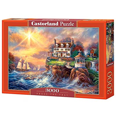 Castorland Puzzle 3000 pièces - Above the Fray