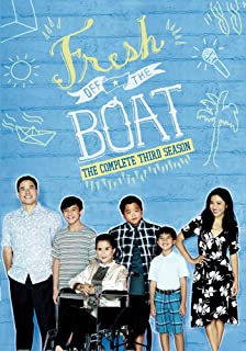Book Cover: Fresh Off The Boat: The Complete Third Season