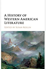 A History of Western American Literature Hardcover
