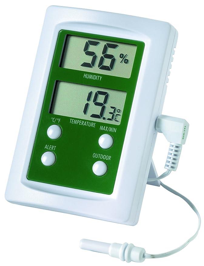 ETI Therma-Igrometro misurazione della temperatura /& umidità con sonda esterna