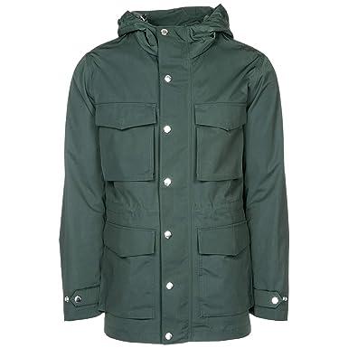 06b31bebf0d Emporio Armani Blouson Homme Verde Scuro 50 EU  Amazon.fr  Vêtements et  accessoires