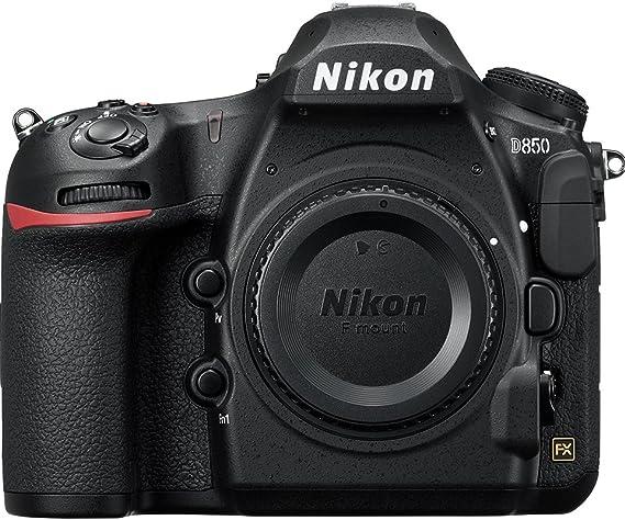 Nikon D850 FX-format Digital SLR Camera Body w/ AF-S NIKKOR 24-120MM F/4G ED VR Lens