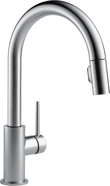 Delta Faucet Trinsic Kitchen Sink Faucet