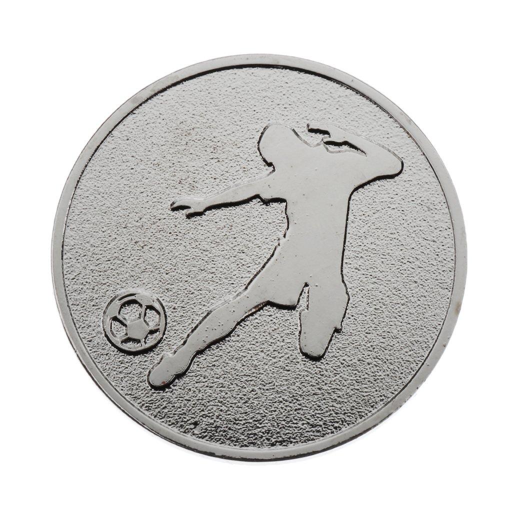 Toygogo /Árbitro De F/útbol De F/útbol Americano Juez De Lanzamiento De Moneda Lanzar Moneda Buscador Lateral con Estuche