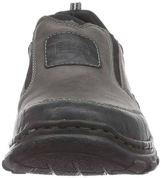 6ae1e524213a Rieker 07361 Herren Slipper  Amazon.de  Schuhe   Handtaschen
