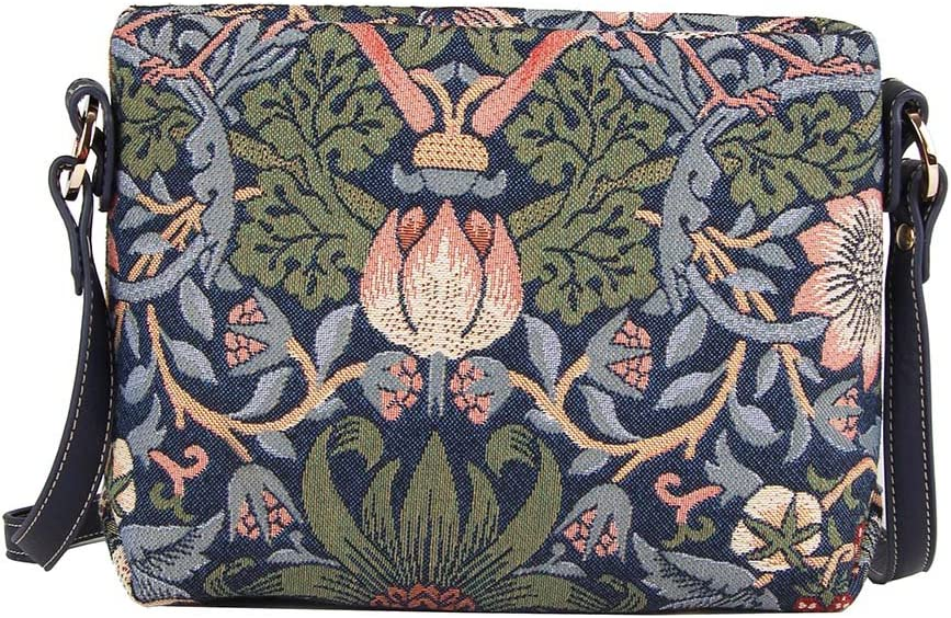 Cross Body Bag Sac d/épaule Femme Tapisserie Siganre Sac /à bandouli/ère Femme Alice au Pays des Merveilles
