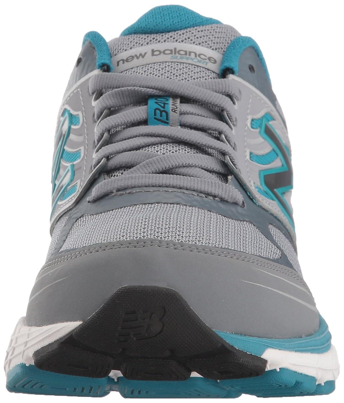 New Balance Women's 1340v3 Running Shoe B01N805SIR 9.5 2E US|Dark Grey
