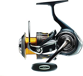 Daiwa 16 certate ligero Spinning Carrete de pesca, Ratio: 4.8:1 ...