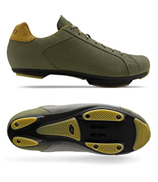 21aeff8f72ad Giro Men's Republic Cycling Shoes Army/Gum 9.25 UK: Amazon.co.uk ...