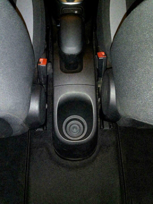 Mittelarmlehne mit Staufach Schwarz Textilbezug Passgenau Armlehne Auto PKW Hochwertig