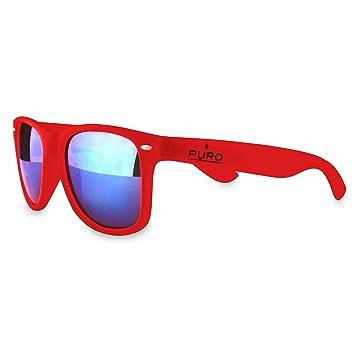 5bdfd9bbe7 Puro Gafas de sol naranja: Amazon.es: Electrónica