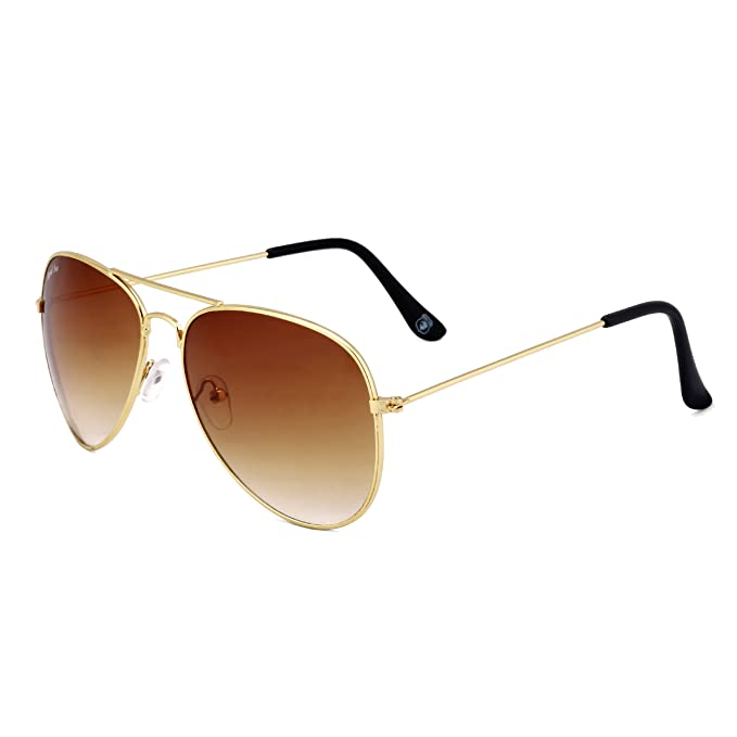 69f9e4ff772 Royal Son UV Protected Aviator Unisex Sunglasses For Men And Women  (WHAT1175
