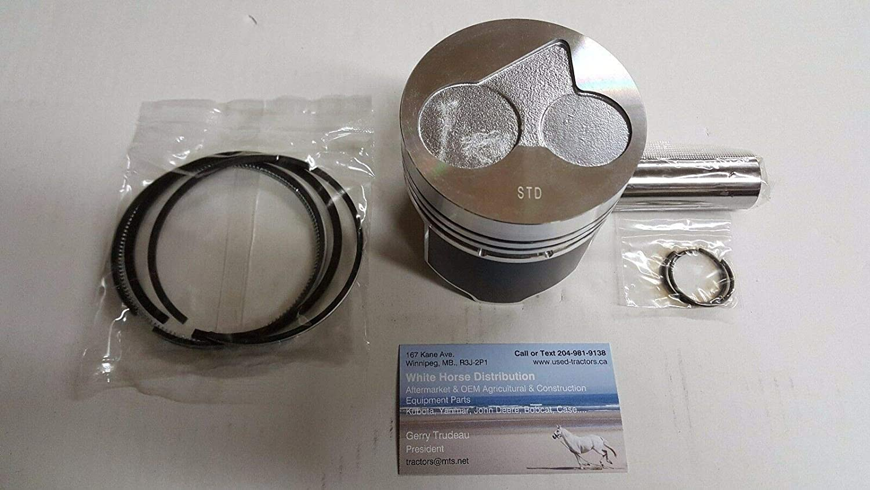 New 3 Sets Kubota D902 Engine STD Piston Ring