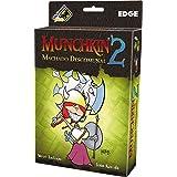 Munchkin 2: Machado Descomunal, Galápagos Jogos, Multicor