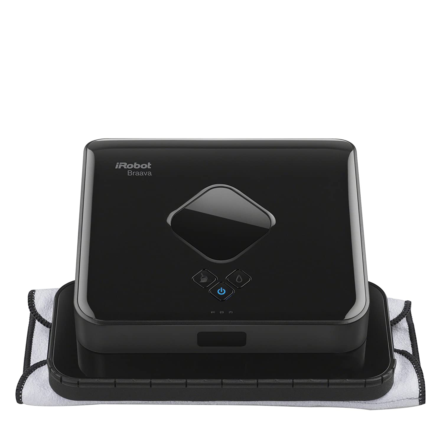 Amazon com irobot braava 380t robot mop home kitchen