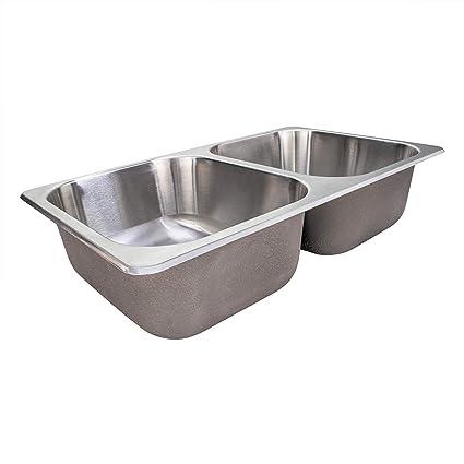 Amazon.com: RV Stainless Steel Sink   27x16x17\