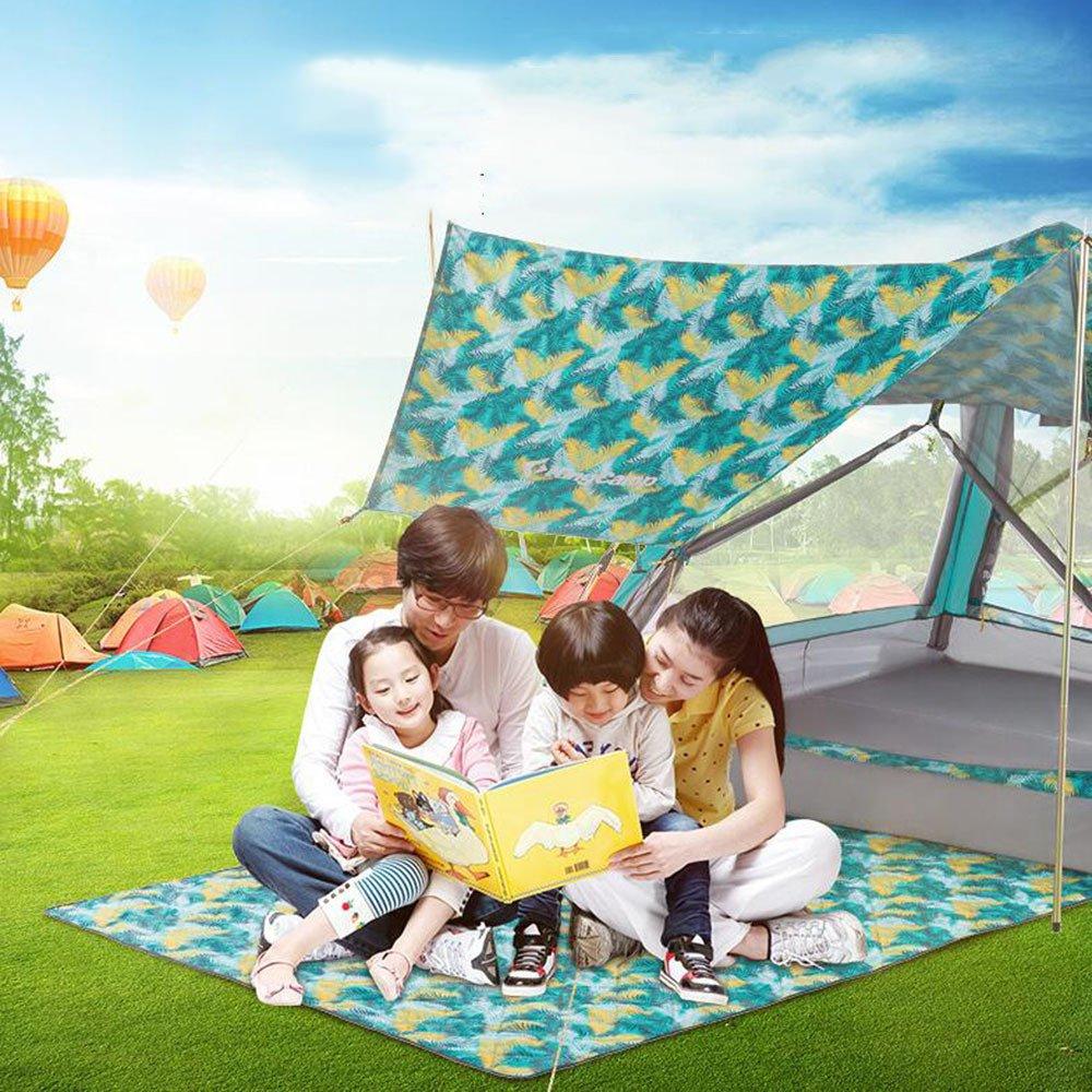 Beach Mat WANGYU Picknick-Matte Im Freien Feuchtigkeit Picknick Picknick Camping Camping Camping Strand Matte Frühling Tour Grill Bodenmatte,OneFarbe-150  200CM B07FF5GVVZ | Mittel Preis  7801d6