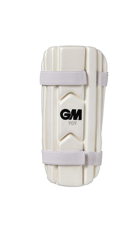 GM Cricket Men's Forearm Guard 909, White Gunn & Moore 56191706