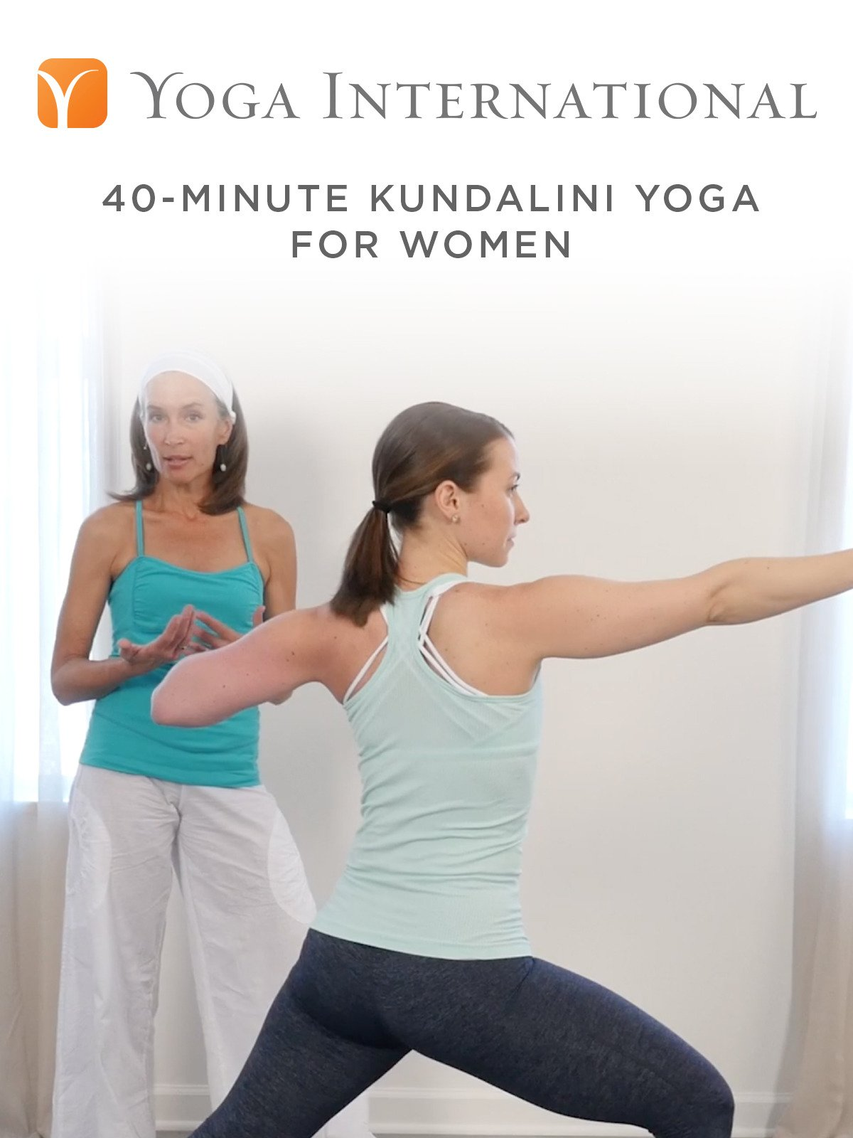 Amazon.com: Watch 40-Minute Kundalini Yoga for Women | Prime ...