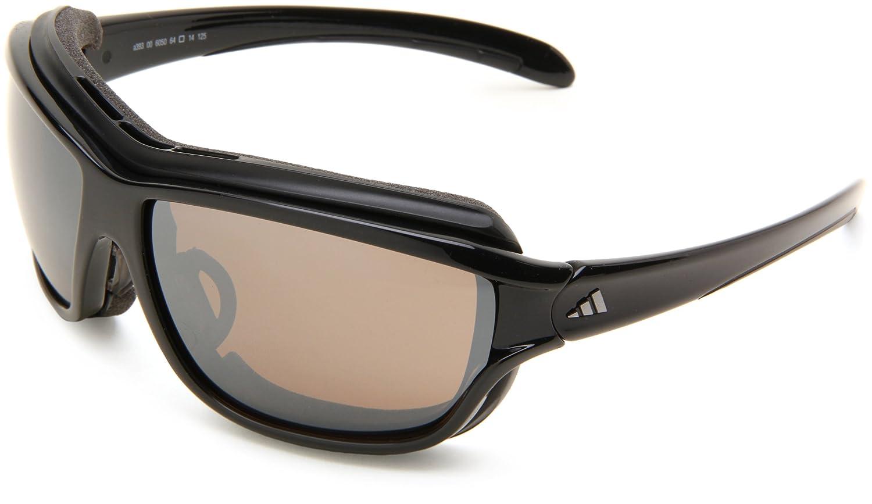 Herren Sonnenbrille adidas Sport eyewear Terrex Fast black