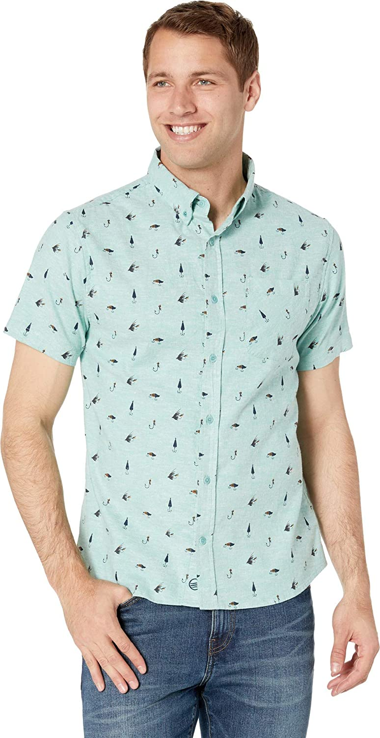 United By Blue Mens Norde Chambray Button Down