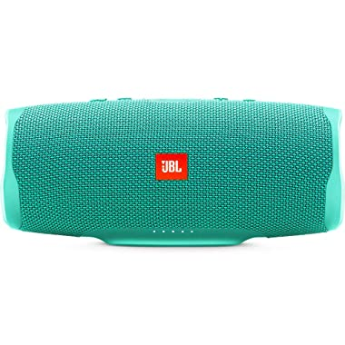 JBL Charge 4 Waterproof Portable Bluetooth Speaker- Teal