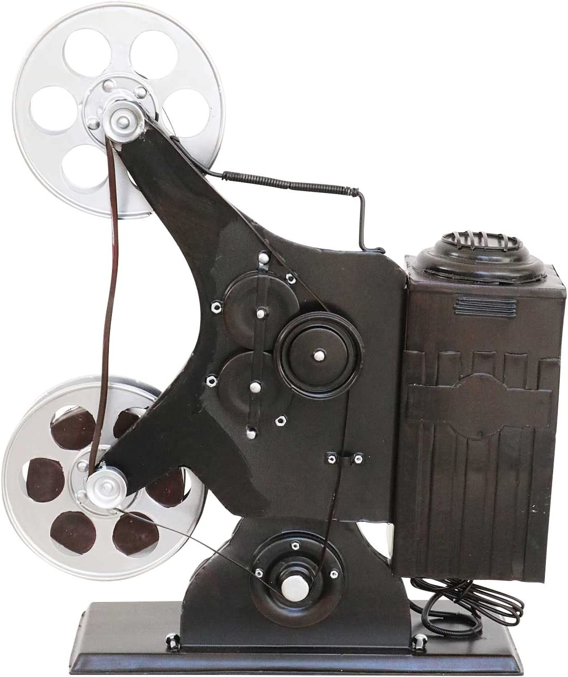 Proyector de Cine 37cm decoración Estilo Antiguo del proyector de ...