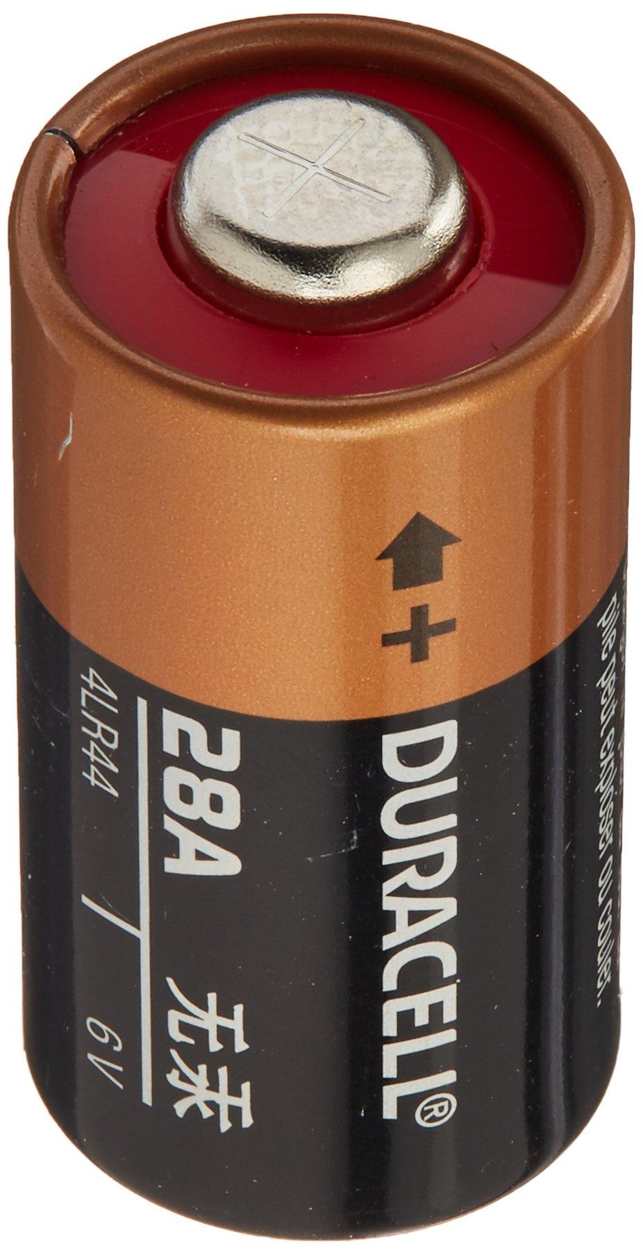 Duracell Medical 28A Alkaline Battery 6V, 4 Count