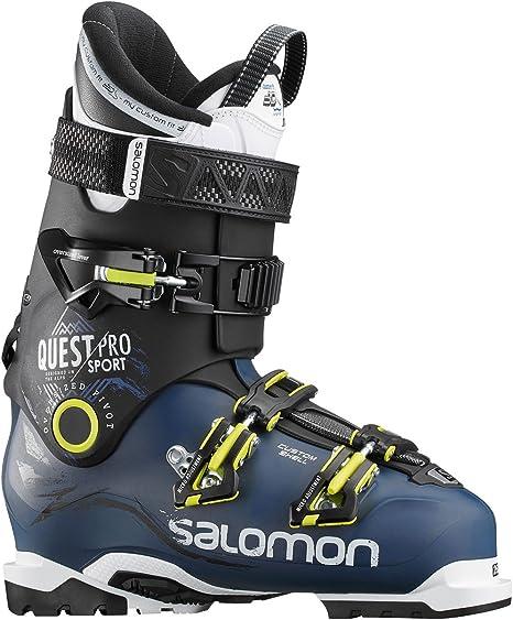 Bottes Pro Chaussures de Quest 100 Homme SALOMON CS Ski EbH9WD2YIe