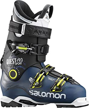 SALOMON Herren Ski Stiefel Quest Pro Cs 100 Skistiefel