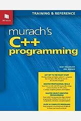 Murach's C++ Programming Paperback